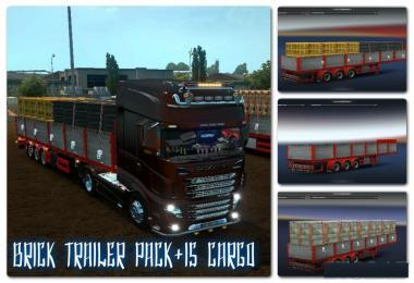 BRICK TRAILERS PACK V1.0