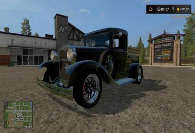 1930 FORD MODEL A TRUCK V1.0