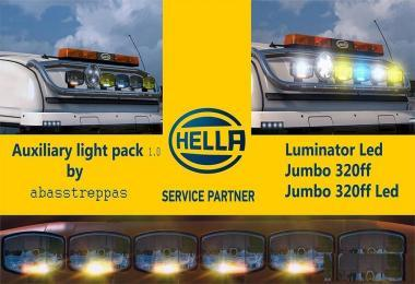HELLA AUXILIARY LIGHT PACK V2.0
