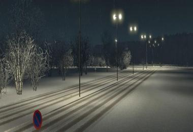 WINTER & SNOW MOD 2017 V2.0