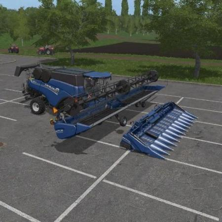 FS17 NEW HOLLAND PACK V5.0