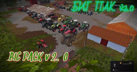 BIG PACK V2.0 BY AJSIK69