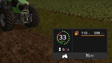 Better Fuel Usage v3.7