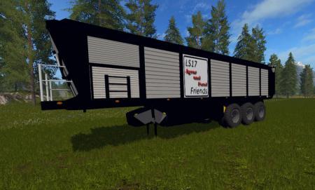 Agrar und Forst Friends Ladewagen V 1.0.1.0