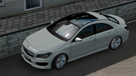 Mercedes-Benz CLA 1.27
