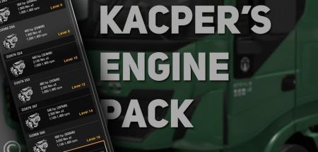 Kacper's Engine Pack v 2.0
