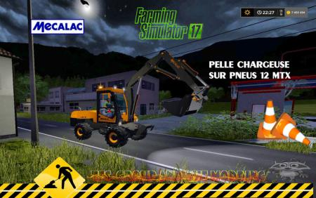 MECALAC MTX 12 V 2.0