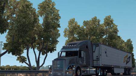 ETS2 OpenBeta 1.28 Fix for Volvo VNL 670