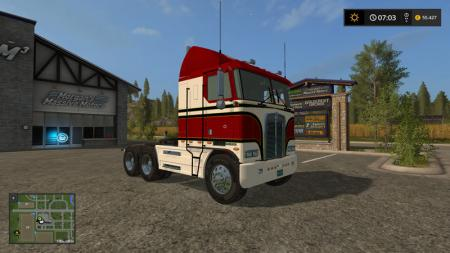 Kenworth K100 1978 Pack V 1.0