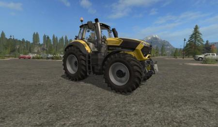 Deutz Serie 9 colorable & Chip Tuning v1