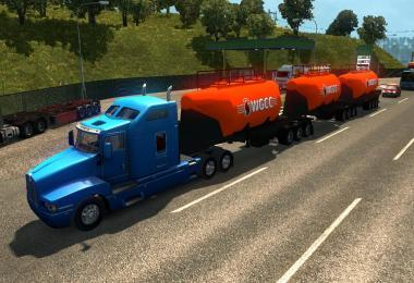 TRAFFIC DOUBLE TRIPLE TRAILERS ETS2 1 27 X » GamesMods net - FS19