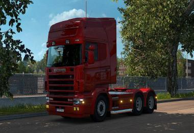 SCANIA R4 SERIES ADDON FOR RJL SCANIAS