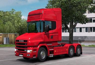 SCANIA T4 SERIES ADDON FOR RJL SCANIAS [1.28]