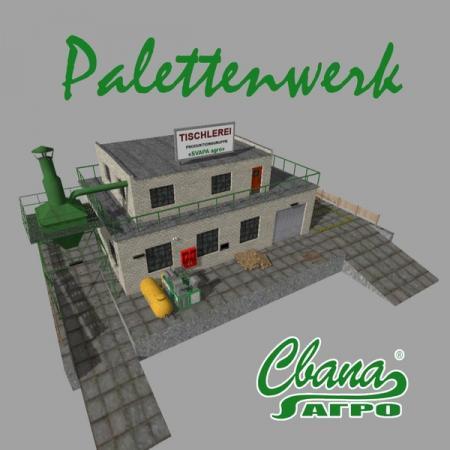 Palettenwerk platzierbar V 1.1