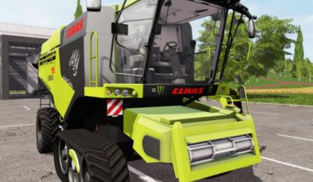 CLAAS Lexion 795 Limited Edition