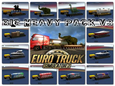 Big Heavy Pack v3