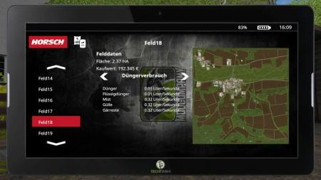 FarmingTablet - App: Horsch Management V1.0.0.0