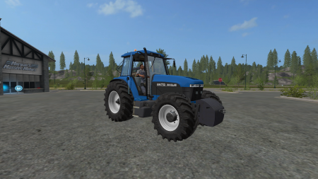 NEW HOLLAND 8X70 SERIES V0.9.0.0