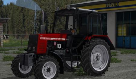 BELARUS 820 AGROPANONKA