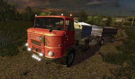 IFA L60 GRAIN