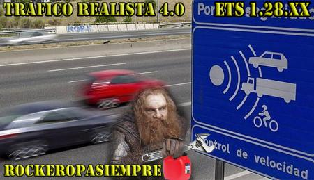 Realistic traffic 4.0