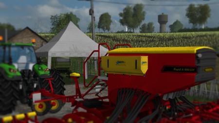 Fertilizer tank Startec MICROFERT