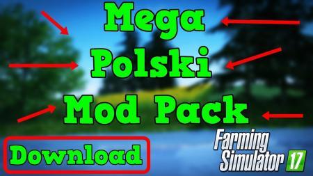 MEGA Polski Mod Pack