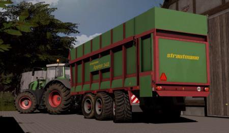 Strautmann Aperion Pack FS17