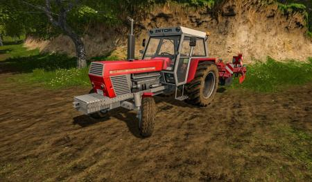 Zetor Crystal 12011 turbo