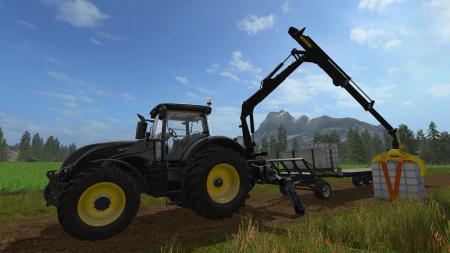 Ponsse Mounted Crane for Tractors V 1.3