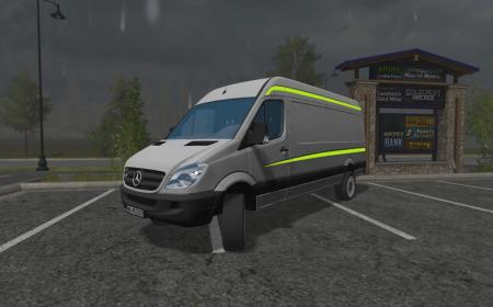 MERCEDES BENZ SPRINTER 2010 V1.5