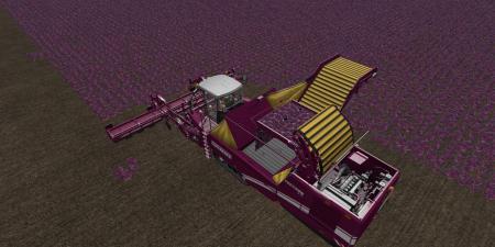 Grimme harvesters from Vaszics 1.0