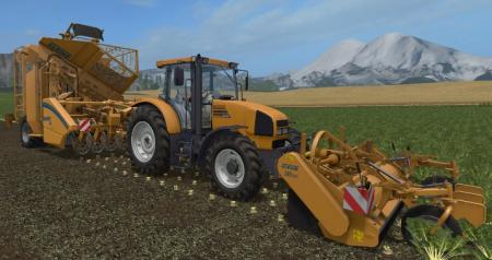 RENAULT ARES 550 RZ V.1.5
