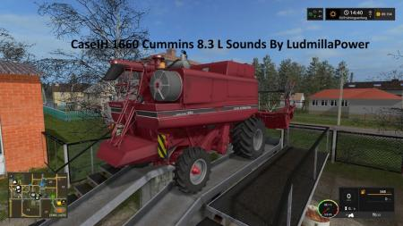 CaseIH 1660 Sounds By LudmillaPower