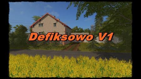 DEFIKSOWO V1.0