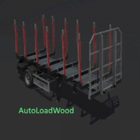 FLIEGL TIMBER RUNNER SHORT WITH AUTOLOAD WOOD V1.0