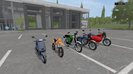 MOTO PACK V1.0