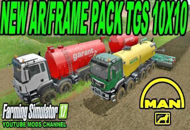 MAN TGS 6x/8x/10x -AR- als Pack V 2