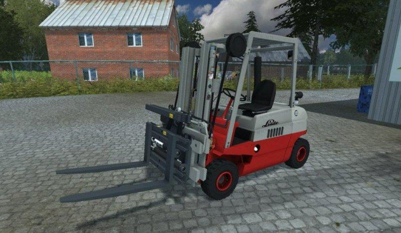 excavators and forklifts farming simulator 17 mods fs17 mods. Black Bedroom Furniture Sets. Home Design Ideas