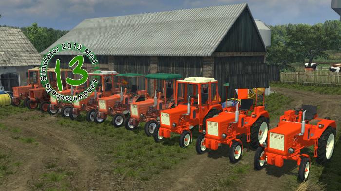 Моди до Farming Simulator 2013 скачать