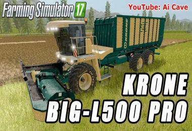 CROWN BIG MOWER V1.0.0