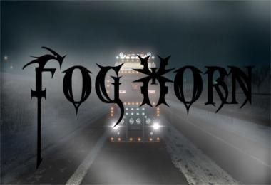 FOG HORN FOR ALL TRUCKS 1.28.X