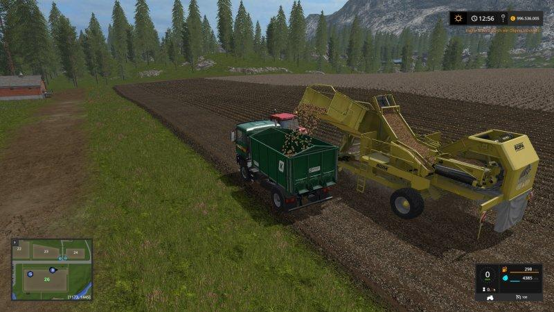 Farming simulator 17 - ropa pack 1.8