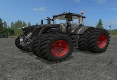 FENDT 900 GREEN & BLACK V1.0