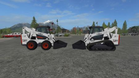 BOBCAT SKID STEER V1.0