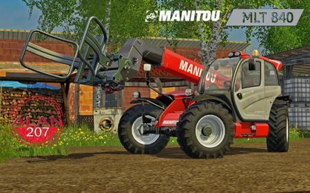 Manitou MLT 840 V 1.0
