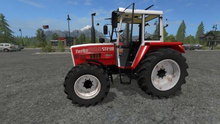 STEYR 8090A TURBO SK2 V3.0