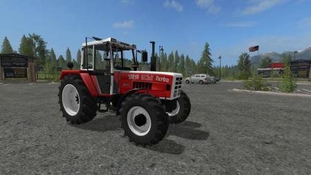 STEYR 8130A SK2 TURBO V2.5