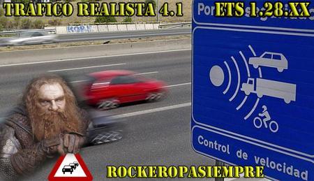 Realistic traffic 4.1