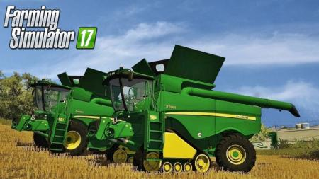 JOHN DEERE S600I SERIES FULL PACK